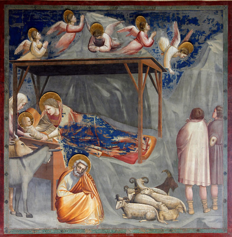 Nativity: Birth of Jesus