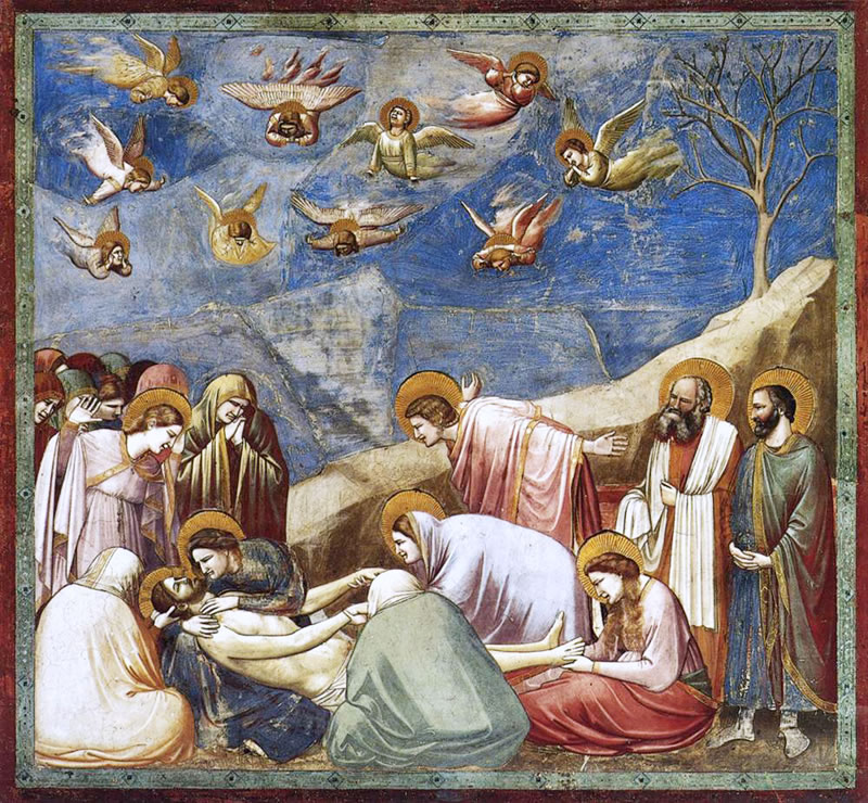 Lamentation (The Mourning of Christ)