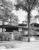 Frank Lloyd Wright, Robie House, 1907-09
