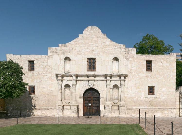 Mission San Antonio de Valero