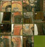 Jesus & Menas Coptic Icon Puzzle