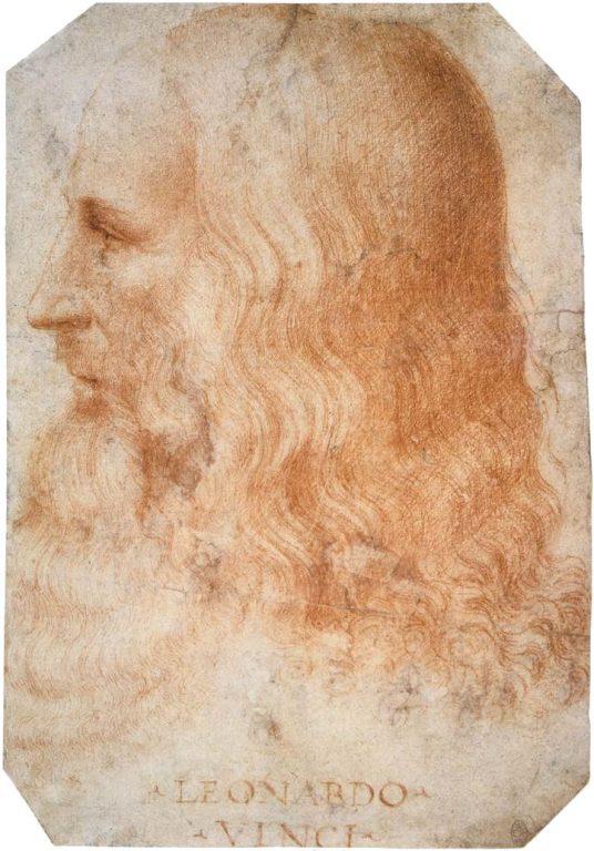 Leonardo da Vinci 1452 - 1519 Paintings: Mona Lisa, Last Supper, John the Baptist, Lady with an Ermine
