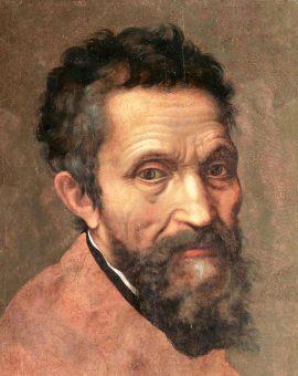 Michelangelo,  1475 - 1564,  Sculptures: ,  David, Moses,  Paintings: ,  Sistine Chapel
